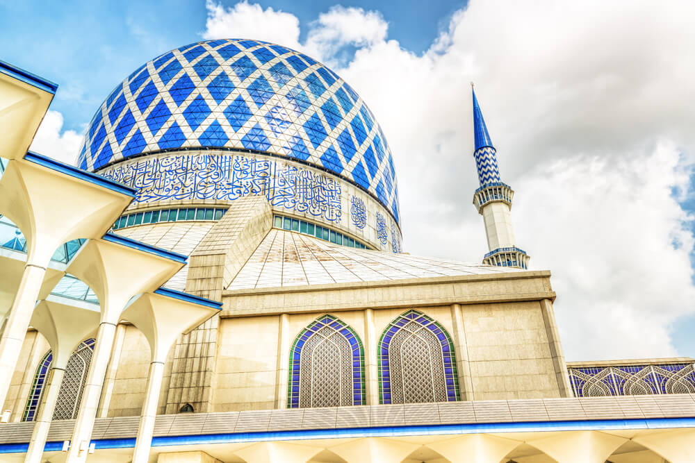 King Abdul Aziz Mosque