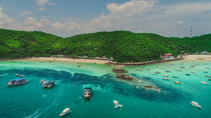 Koh Hae Island in Thailand