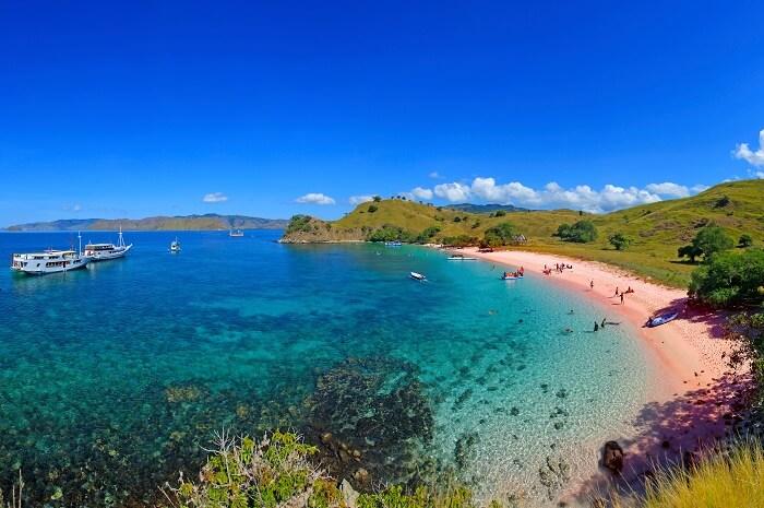 Komodo Island Cover