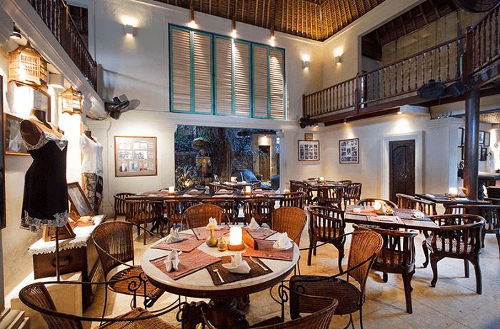 Inner view of Kori Restaurant