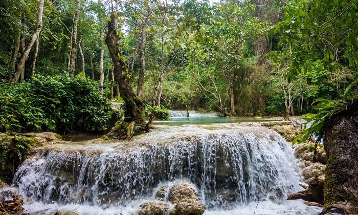 Kuang Si Falls Lower Level