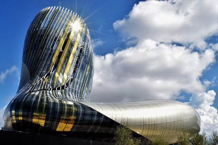 La Cite du Vine in France