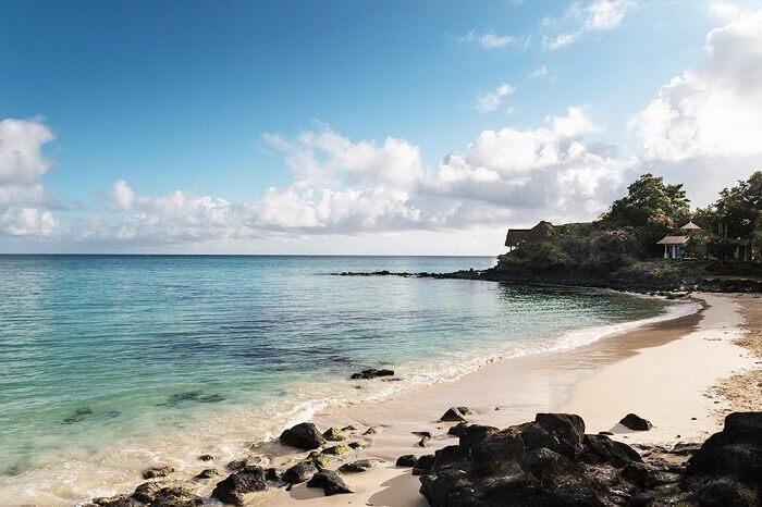 La Cuvette Beach Mauritius
