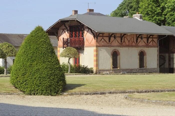 Le Pavillon de Chasse