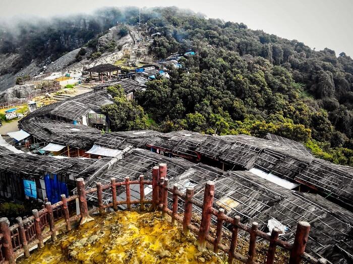 site of Lembang
