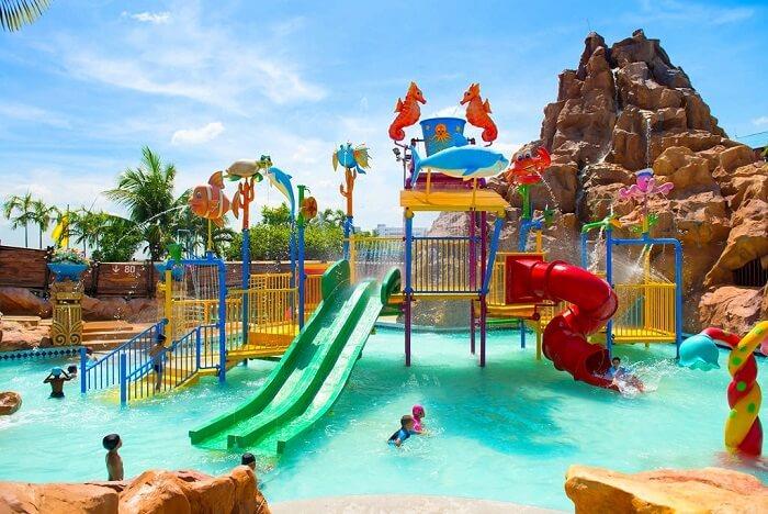 Leoland Water Park bangkok