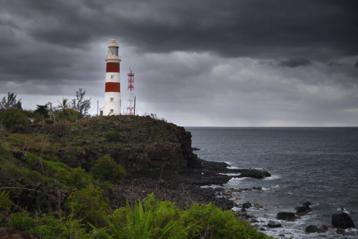 Light House of Albion in Mauritius