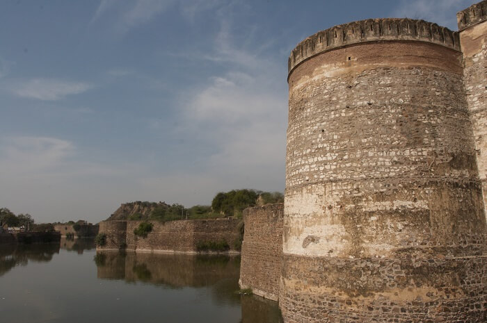 Iron Fort - Bharatpur India