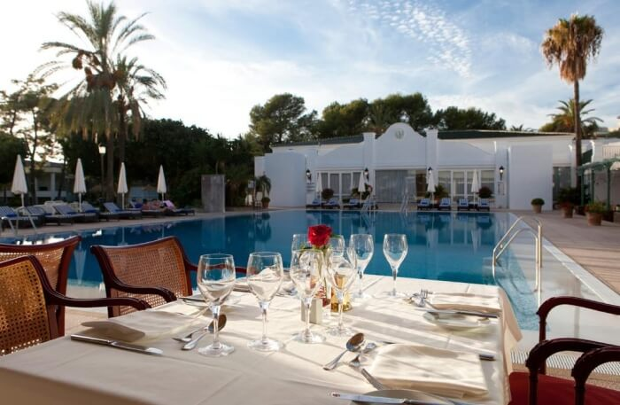 View of Los Monteros Spa & Golf Resort