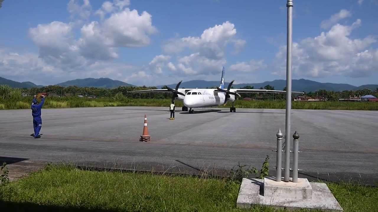 Louang Namtha Airport