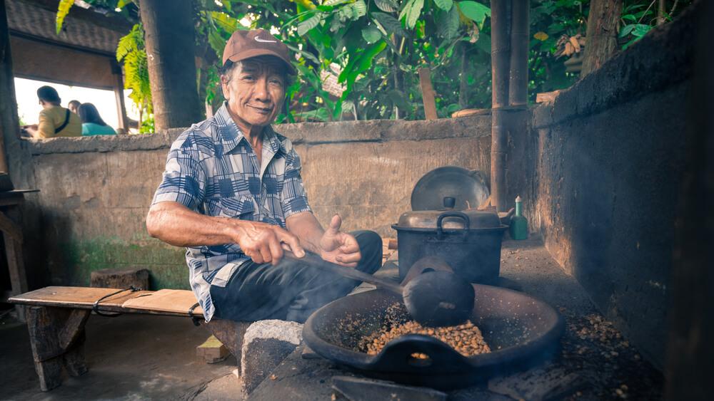 Luwak Civet Coffee Farm shutterstock_313631918