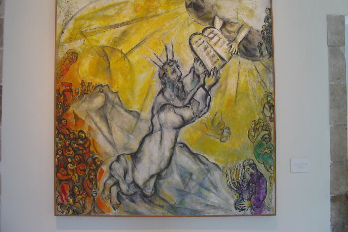 Musee Marc Chagall France