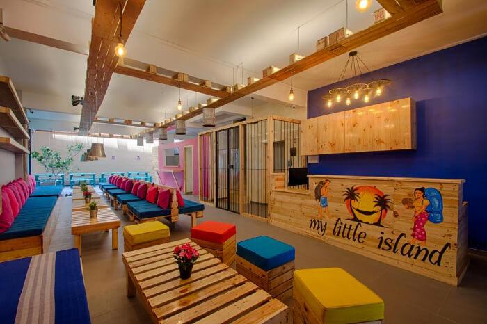 My Little Island Hostel Colombo