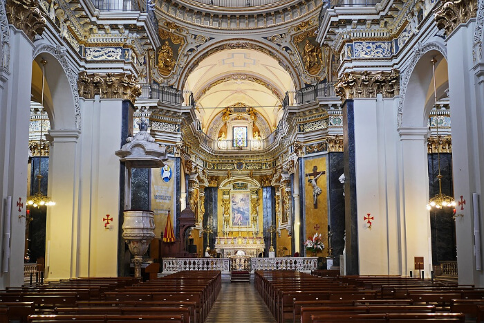 Nice Cathedral France