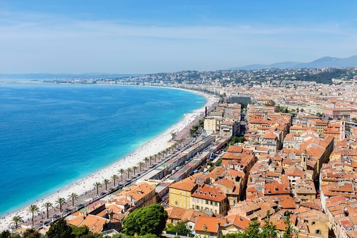 take a trip to Nice