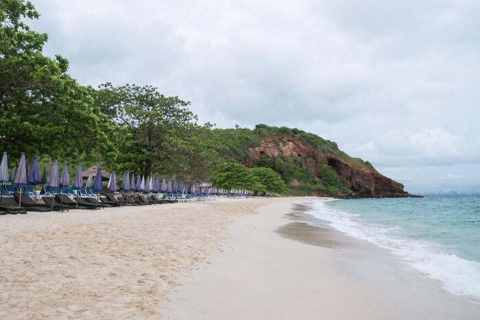 Nual Beach Koh Larn Thailand