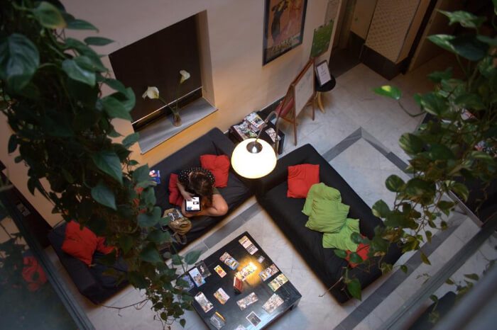 Oasis Backpackers' Hostel Sevilla in Spain