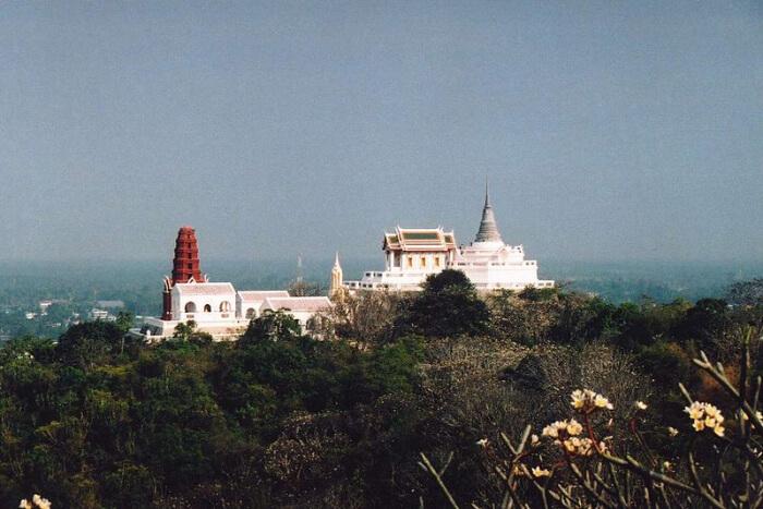 Phetburi in Thailand