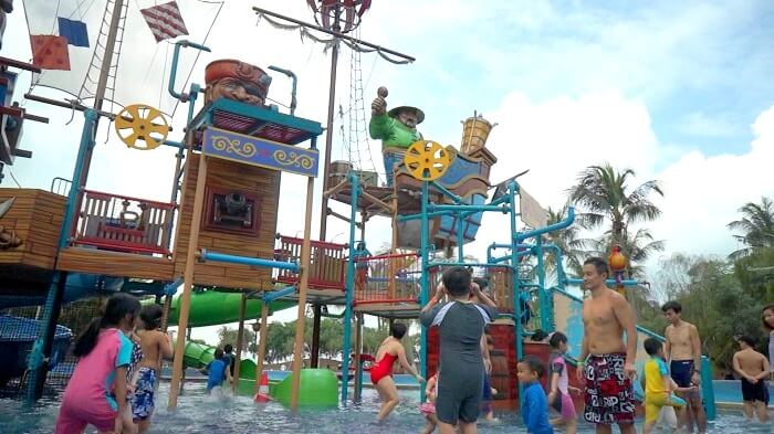 Port Of Lost Water Park