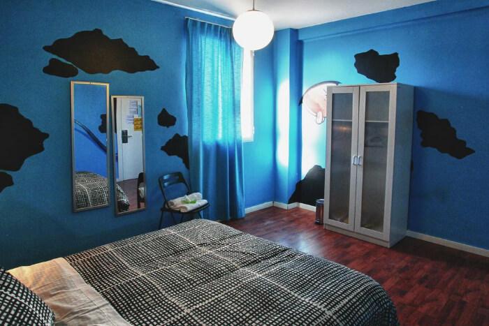 Purple Nest Hostel Valencia in Spain