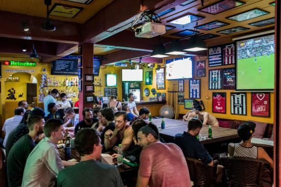 best places to enjoy Koh Tao nightlife