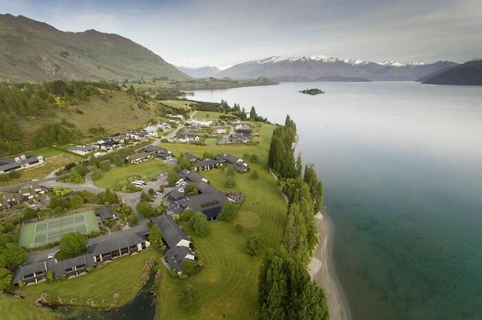 Resort Edgewater Wanaka