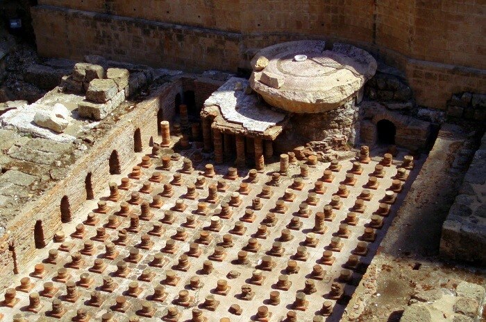 Roman Baths beirut