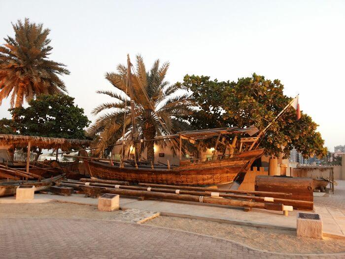 Ship At Ajman