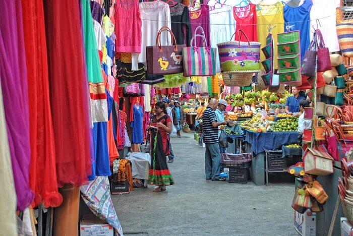 Shop till you drop at this shopping village