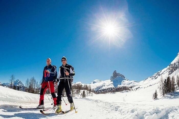 Ski Pass Cortina