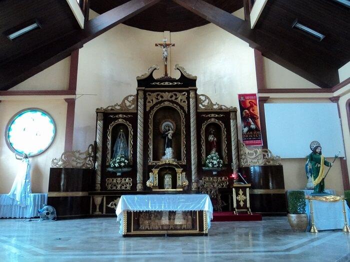 church in badung