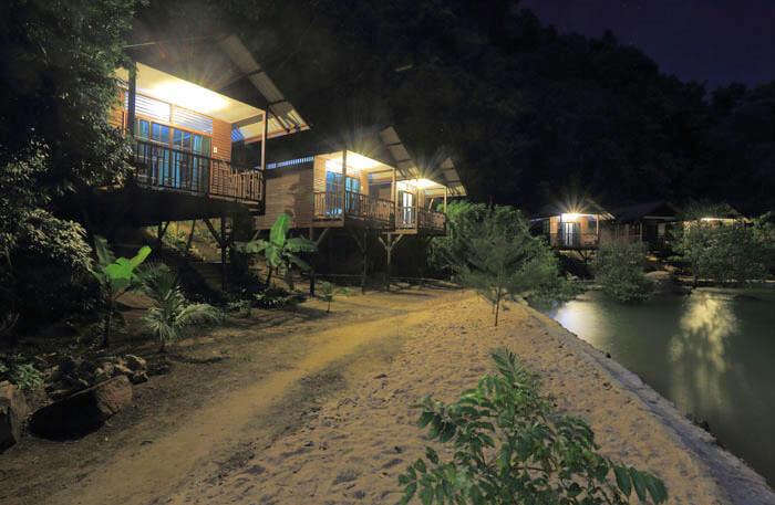 Sunborneo Island Resort