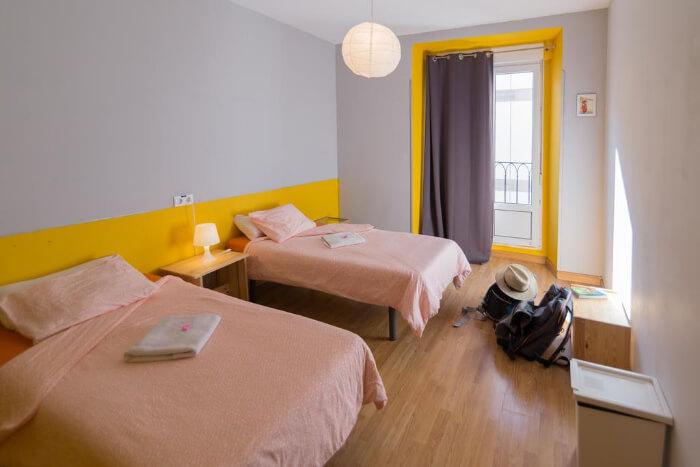 Sungate One Hostel in Spain