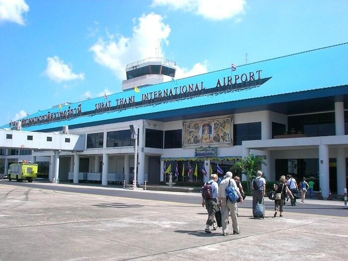 Surat-Thani-International-Airport