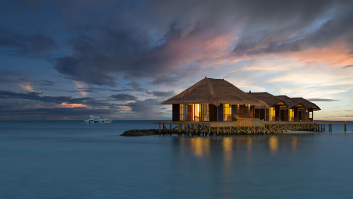 Talise Spa in Maldives