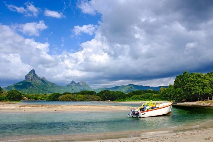 Tamarin Bay cover