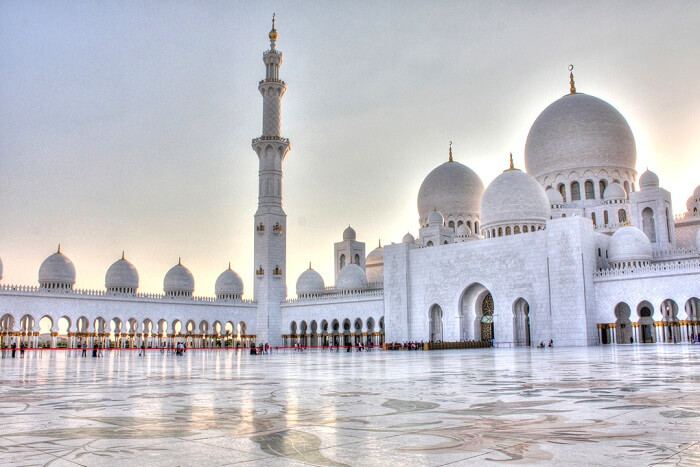 Sheikh Zayed Mosque A Spectacle Of Cultural Glory