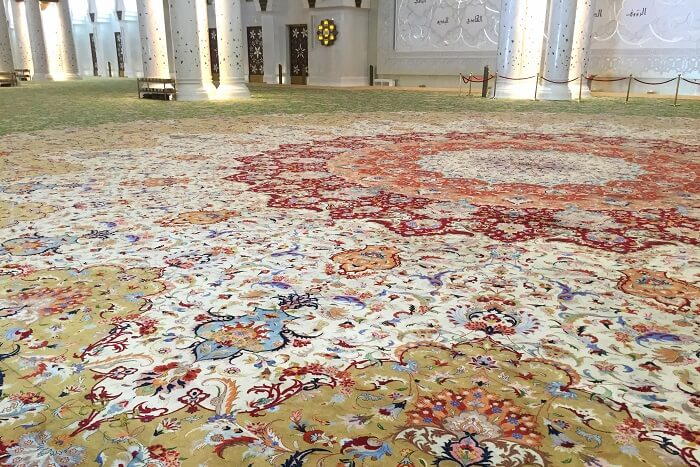 The Colossal Carpet