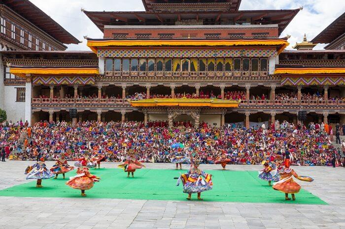 Trashi Chho Dzong