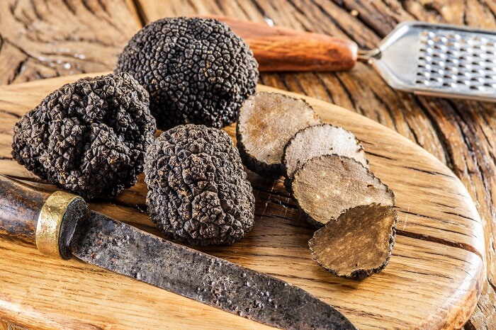 Truffles croatia