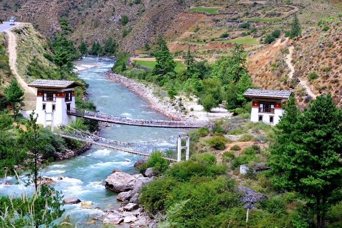 Try out some adventure activities in Paro