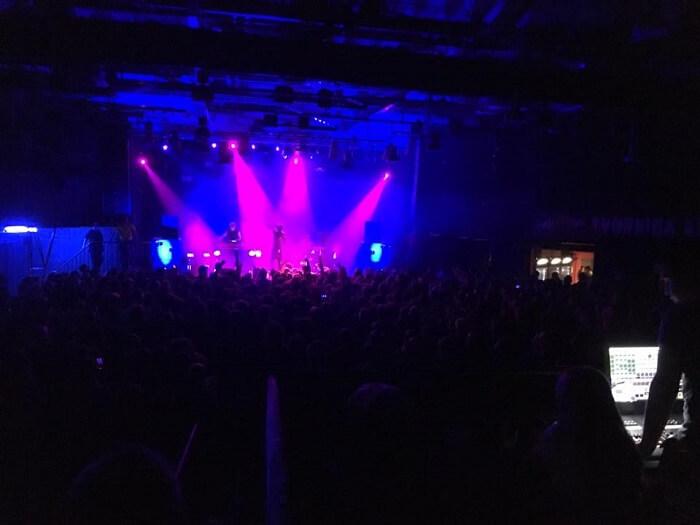 DJ night in Tvornika culutre