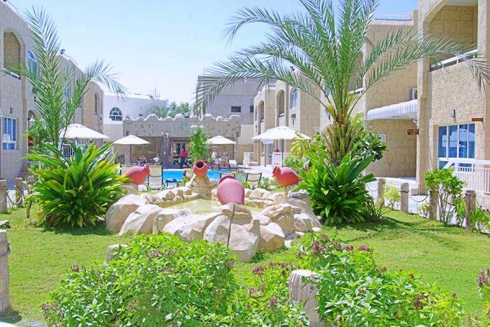 Verona Resort great option to stay