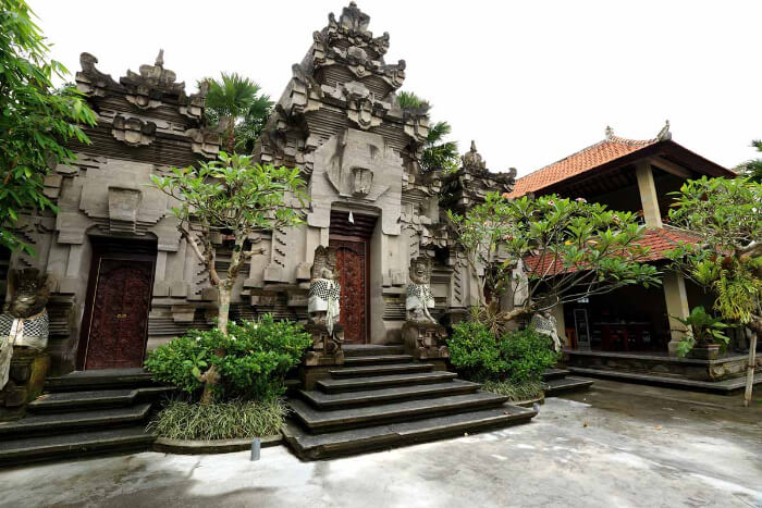 Bali's oldest art museum