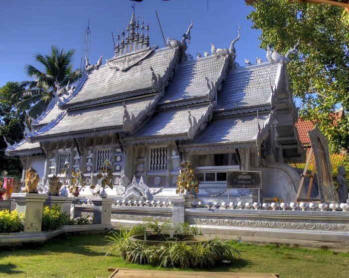 Wat Sri Suphan, Thailand