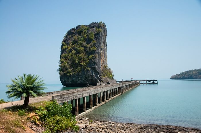 bridge view island