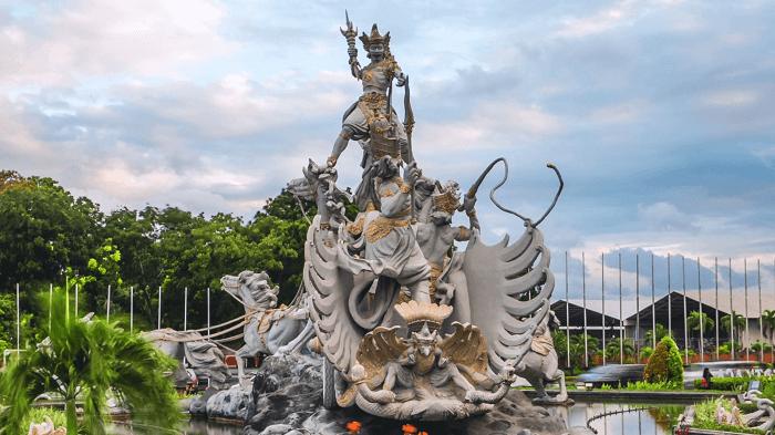 Bali landmark