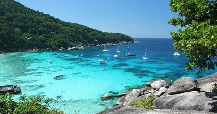 islands full of beauty