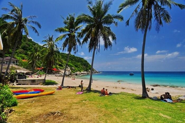 magnificent snorkeling spot
