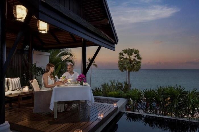 Situated on the popular Koh Samui Island